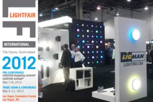 Lightfair 2012 Cover
