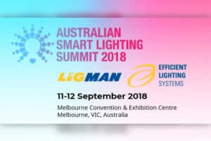 Australian Smart Lighting Summit 2018