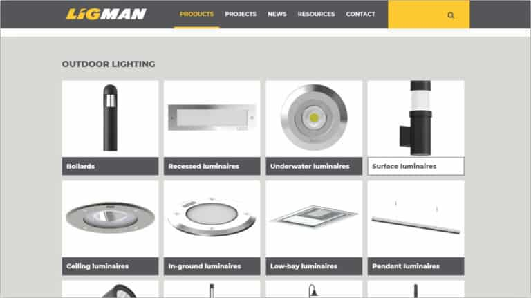 LIGMAN's New Website Is Live