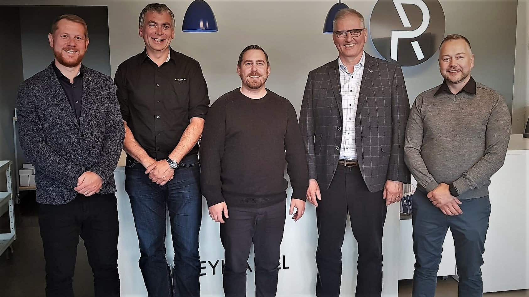 LIGMAN partners with Reykjafell in Iceland