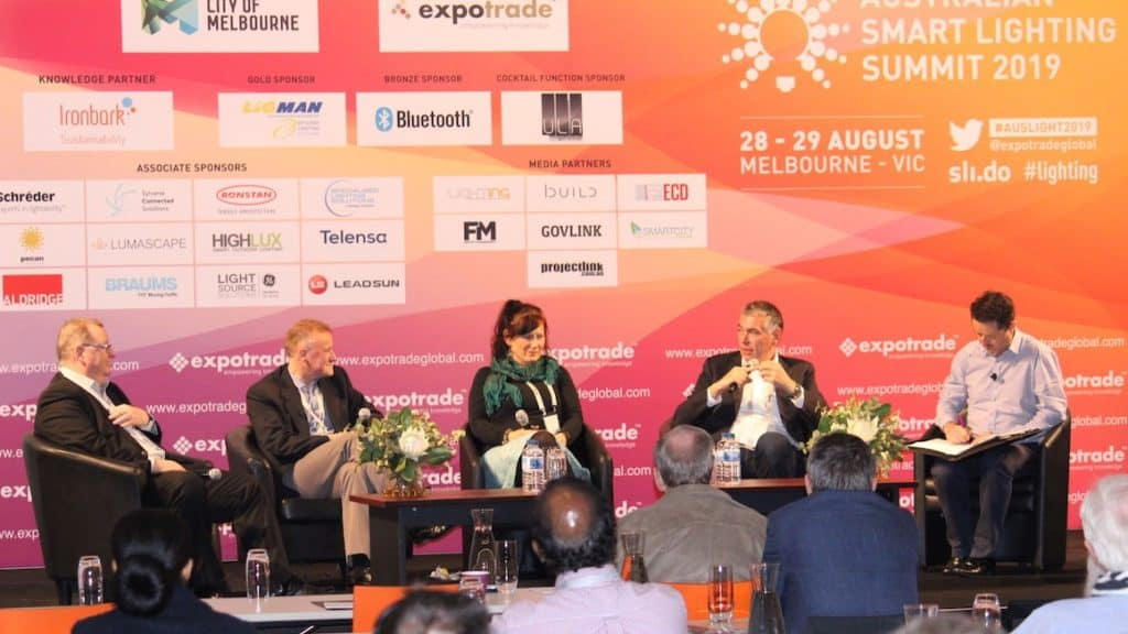 AUSTRALIAN Smart Lighting Summit 2019
