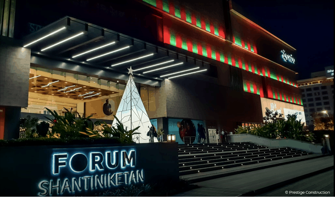New Project – Forum Shantiniketan Mall, Bangalore, India -1
