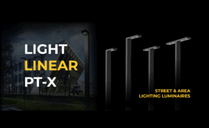 Cover LIGHT LINEAR PT-X